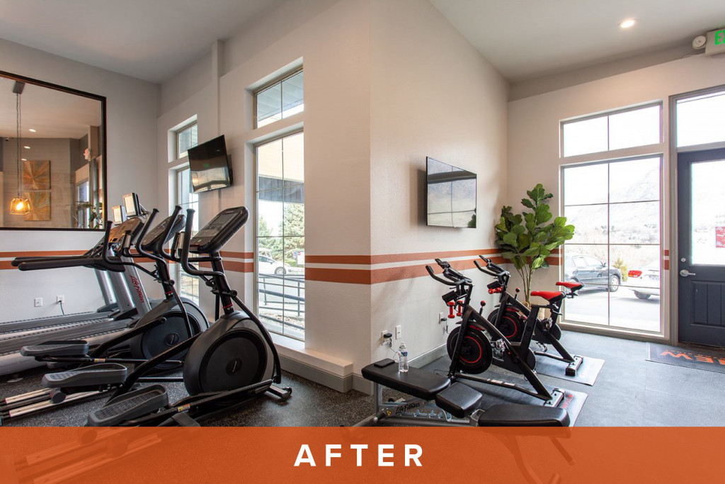 ReNew Canyon Ridge Fitness Center After